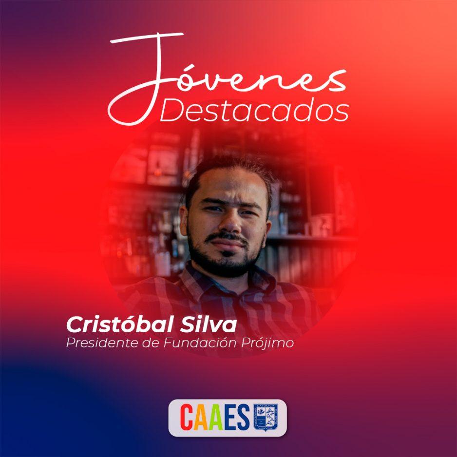 1º Entrevista Jóvenes Destacados – Cristóbal Silva